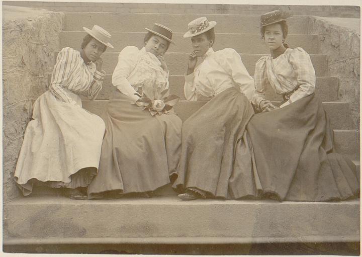 Sewing an 1895 WalkingSkirt