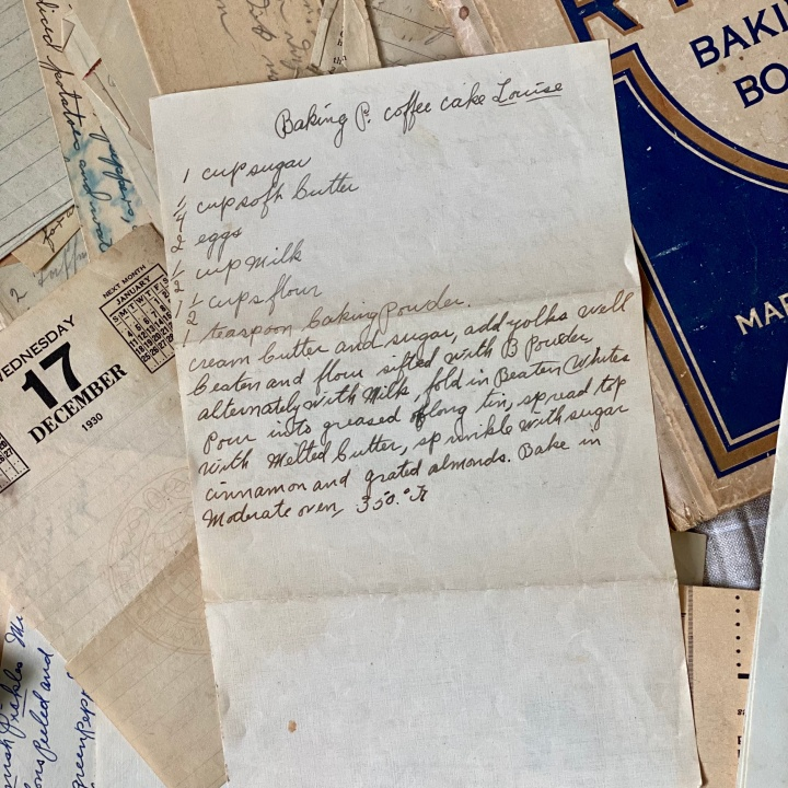 I Tried A Handwritten Recipe I Found In A 100 Year OldCookbook